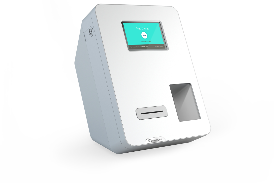 Want to get bitcoins this atm will turn your banknotes into lamassu bitcoin atm 2c ccuart Images