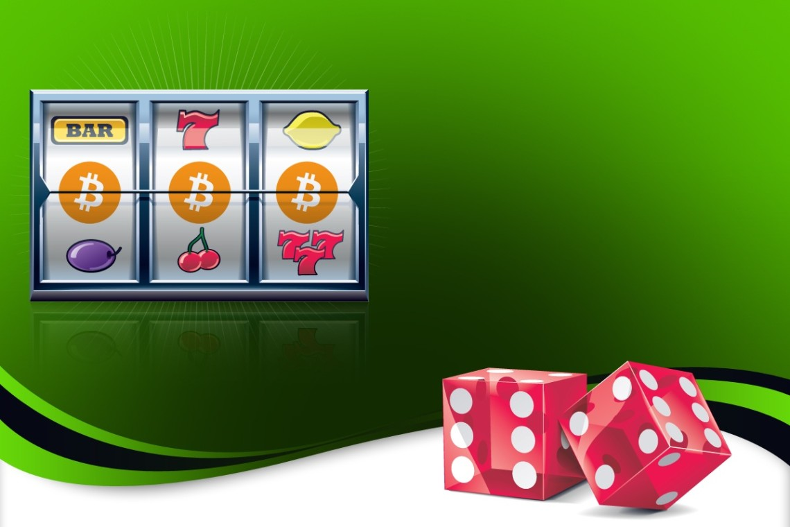 Online bitcoin casino game