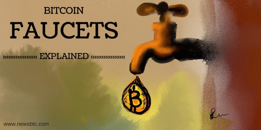 how to make a bitcoin faucet