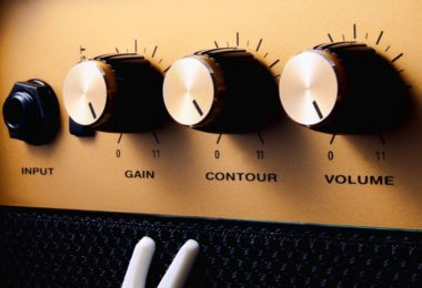 Volume-knobs