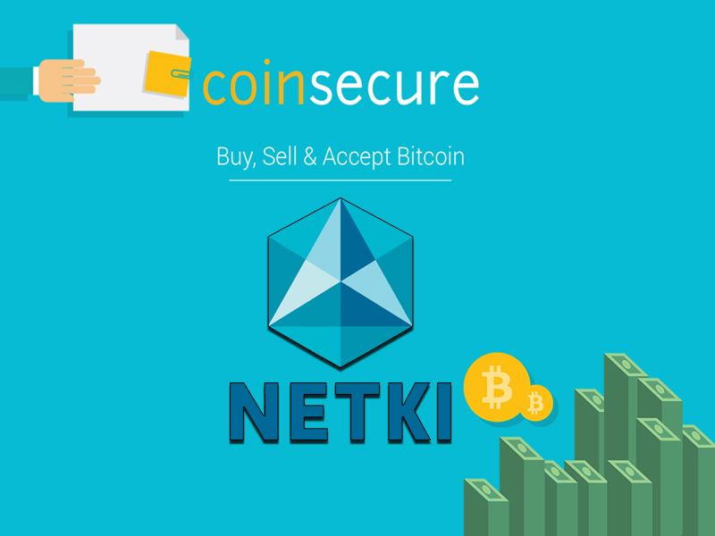 Coinsecure India S Leading Bitcoin Exchange Has Announced Its Partnership With Netki Which Will Allow Wallet Users To Create Their Own